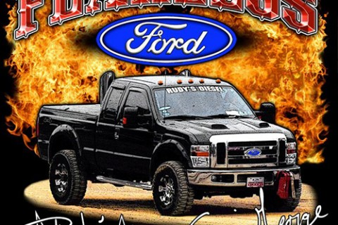 Fearless Ford