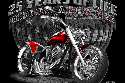 Ride For a New Life 2015