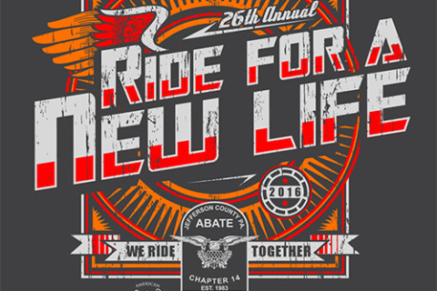 Ride For A New Life
