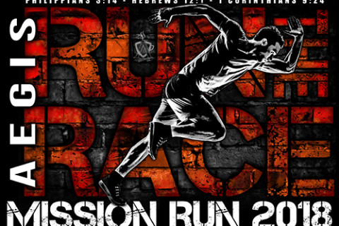Aegis Mission Run 2018